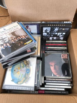 Approx 80 CD's Latin Music for Sale in Pompano Beach, FL