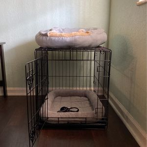 Dog Kennel and Bed Bundle for Sale in West Palm Beach, FL