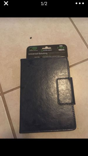 Universal Rotating tablet cover for Sale in Bowie, MD