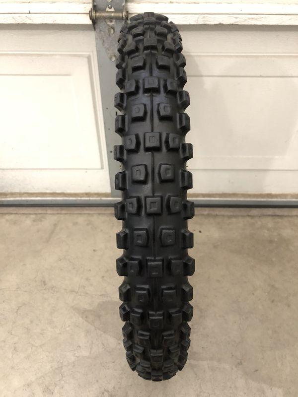 Dirt bike tire 19