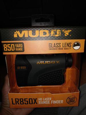 Muddy HD LASER RANGE FINDER for Sale in Pasadena, TX