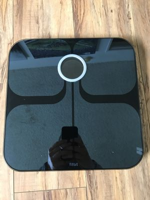 Fitbit Aria 1 Digital Scale for Sale in Los Angeles, CA