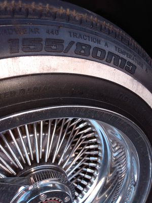 LOWRIDER TIRES New Remington 155/80/13 for Sale in Los Angeles, CA