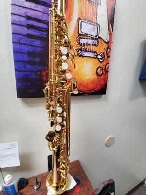 Yamaha 475 ii soprano saxophone 2018 for Sale in Los Angeles, CA