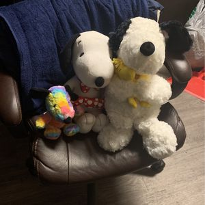 Peanuts Snoopy Dog Collection for Sale in Phoenix, AZ