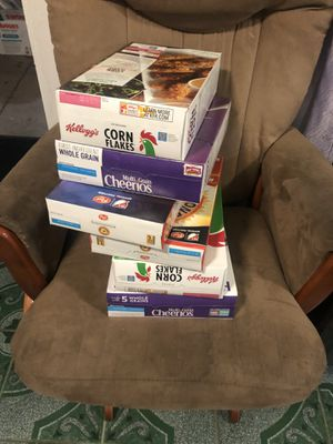 Free WIC cereals for Sale in Los Angeles, CA