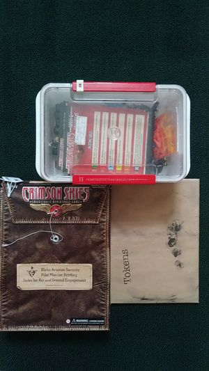 Wiz Kids Crimson Skies Game for Sale in Snohomish, WA