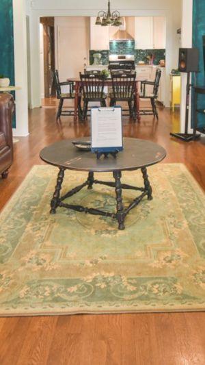 Black coffee table for Sale in Atlanta, GA
