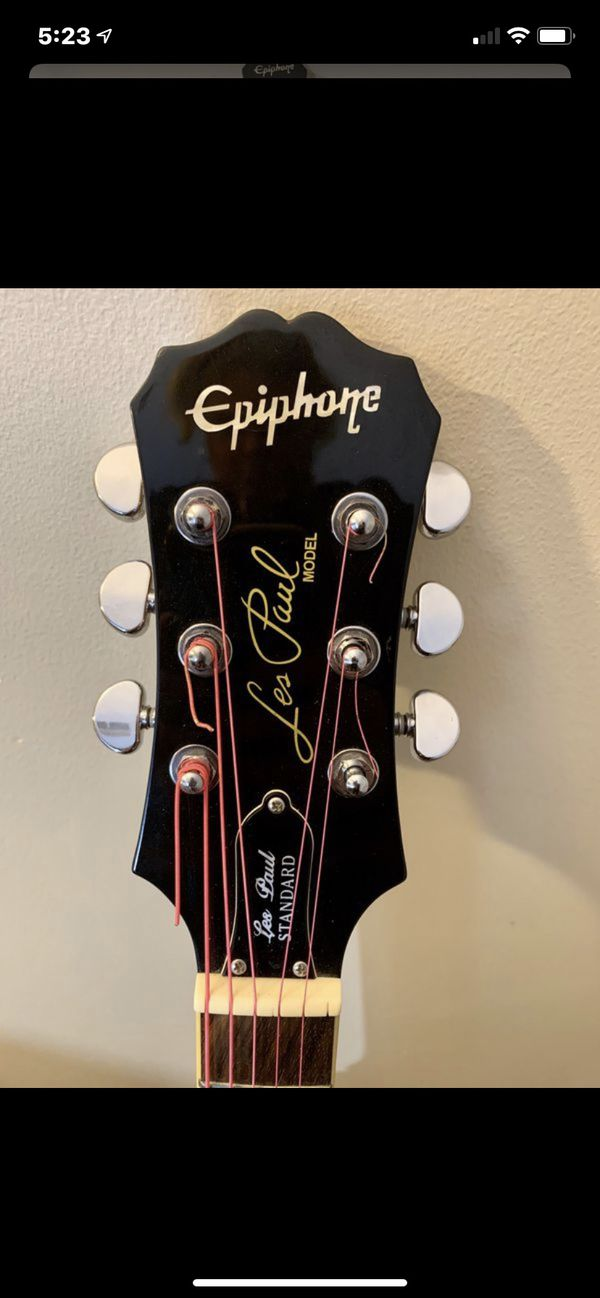 Epiphone Les Paul Standard Electric Guitar