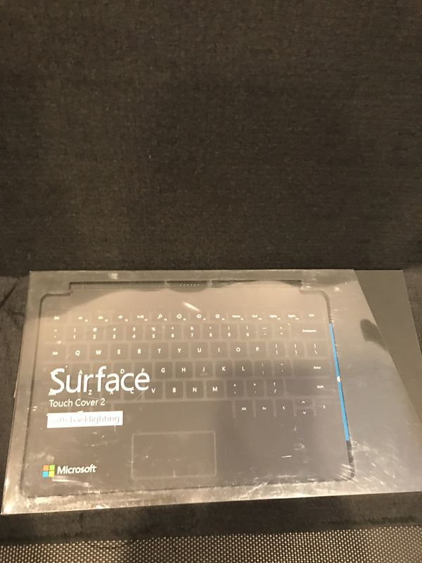 Microsoft- surface 2 (32 GB) tablet with touch cover 2