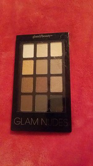 Glam&beauty glam nudes pallet for Sale in Frostproof, FL