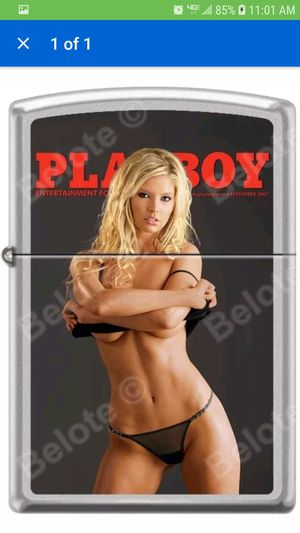 Playboy Zippo Lighter for Sale in Mount Pleasant, SC