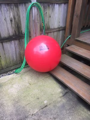 Jumbo Body Sport Exercise Ball - 6' Circumference for Sale in Chicago, IL