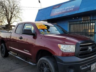 2010 TOYOTA TUNDRA SR5 DOUBLE CAB AUTOMATIC TRANSMISSION. STAR AUTO SALES. 514 CROWS LANDING RD. MODESTO for Sale in Modesto,  CA