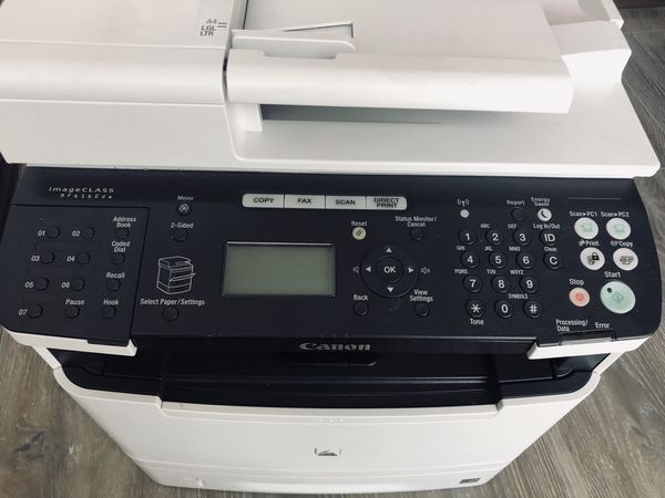 🤩Wireless All-in-One Laser AirPrint Printer - Copy, Scan, Fax