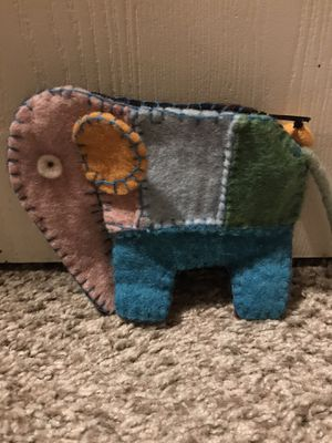 Elephant Coin Purse.... cost plus world market for Sale in Ceres, CA