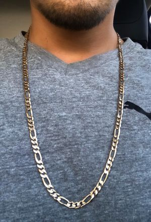 14k gold chain over 1 Troy ounce for Sale in South Gate, CA