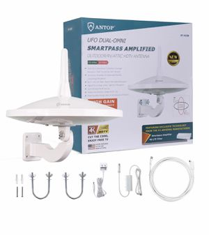 New Outdoor/RV/Attic HDTV Antenna for Sale in Garner, NC