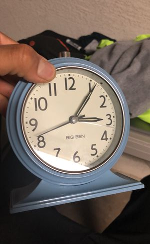 Alarm clock for Sale in Stockton, CA
