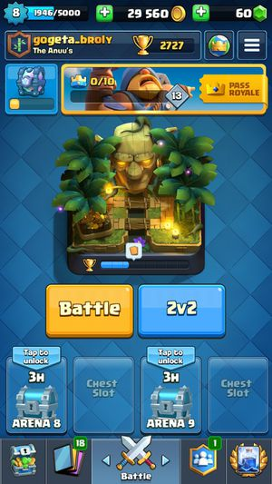 Clash royal account for Sale in Garden Grove, CA