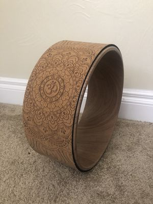 Cork yoga equipment for Sale in Denver, CO