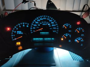 Instrument Cluster 03-06 chevy-gmc for Sale in Las Vegas, NV