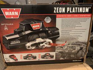 Warn Winch 95960 ZEON 12-S Platinum for Sale in Laguna Beach, CA