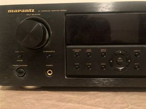 Marantz AV Surround Receiver Model SR3001-Black. 7 Channel Amplifier for Sale in Queen Creek, AZ
