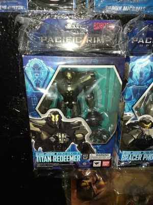 Pacific rim uprising side jaeger titan redeemer bandai for Sale in Los Angeles, CA