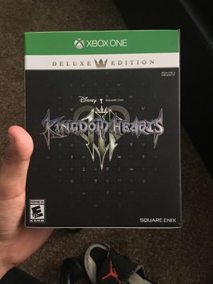 Kingdom hearts deluxe edition for Sale in Cherry Valley, CA