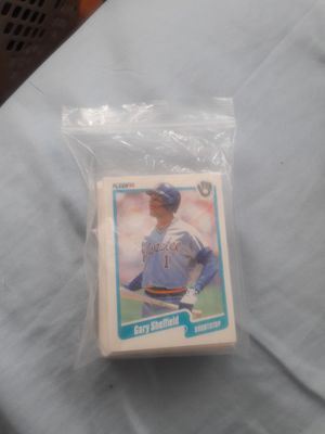 Assorted baseball cards.. for Sale in San Jose, CA