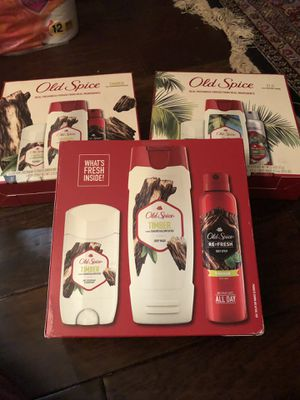Old spice for Sale in Houston, TX