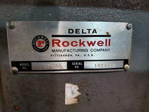 Rockwell delta drill press for Sale in Rockford, IL