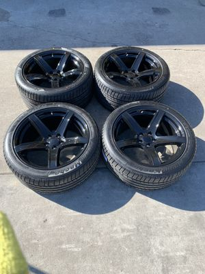 Wheels and tires for Sale in Visalia, CA