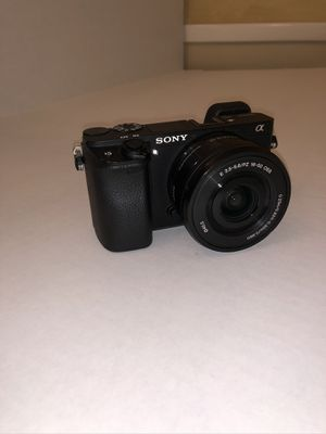Sony A6300 Camera Bundle for Sale in Long Beach, CA