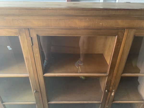 Vintage Dining Hutch/Buffet.