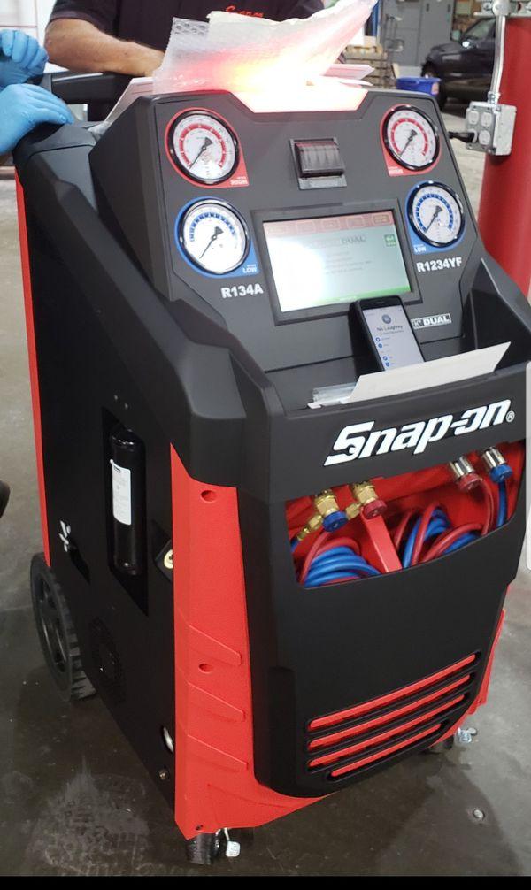 SnapOn Dual AC Unit