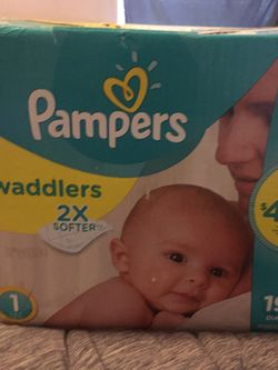 Baby Pampers for Sale in Norfolk,  VA