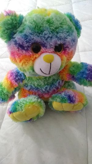 Rainbow bear for Sale in Bismarck, ND