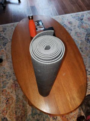 Jillian Michaels Black Yoga Mat for Sale in Herndon, VA