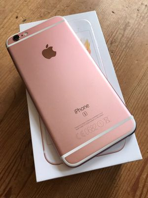 iPhone 6S+ 32gb Rose Gold - unlocked for Sale in North Providence, RI