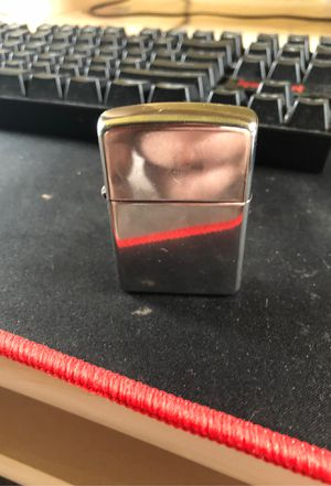 Zippo lighter fairly new 15 dollars on Friday or Saturday only for Sale in Gresham, OR