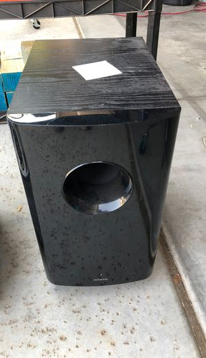 Onkyo subwoofer for Sale in Laveen Village, AZ