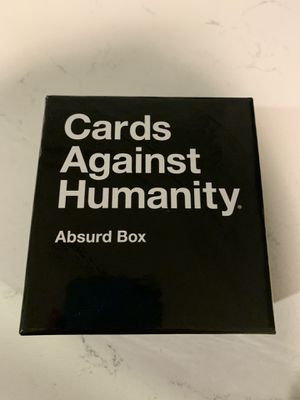 Cards against humanity for Sale in Victoria, TX