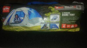 Osark Trail Dome Tent- 4 person for Sale in Tempe, AZ