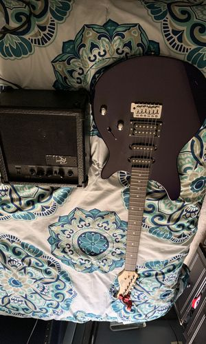 Guitar and amp for Sale in Fort Washington, MD