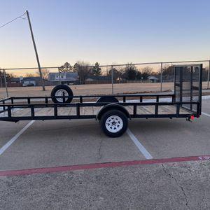 Trailer 5x16 Con Título Excelentes Condiciones for Sale in Irving, TX
