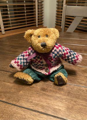 Boyd's Bears Eddie Bean Bauer teddy bear for Sale in Ontarioville, IL