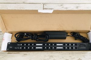 New In Box ! WS-POE-12-24v120w 12 Port passive Power over Ethernet PoE Injector with 24v 120watt power for Sale in Reisterstown, MD