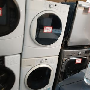 Kenmore Front Load Washer And Electric Dryer Set 4 Months Warranty for Sale in Laurel, MD